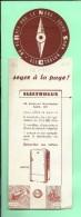 BUVARD: Electrolux, Forme Originale - Buvards, Protège-cahiers Illustrés