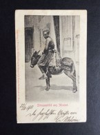 AK   BOSNA   BOSNIA    MOSTAR   1901 - Bosnia And Herzegovina