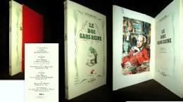 Le ROI Sans REINE Larguier Biographie Louis II Bavière Allemagne Lithographie Lechantre Emboitage 1ère Edition Num. 1947 - Biographien