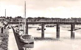 ¤¤  -  15  -  QUIMIAC  -   MESQUER   -  Le Port Et Le Pont De KERKABELLEC    -   ¤¤ - Mesquer Quimiac