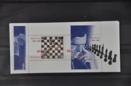 A 507 ++ NETHERLANDS 2001 CHESS SCHAKEN MAX EUWE MNH NEUF ** - 1980-... (Beatrix)