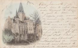 CPA Vallée De La Loue - Château De Cléron - Non Classés