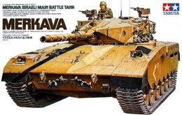 Merkava 1/35 Tamiya - Military Vehicles