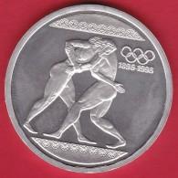Grèce - 1000 Drachmes - Jeux Olympiques 1996 - Argent - FDC - Griechenland