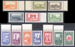 Algerie 1930 Yvert 87 / 99 ** B - Algeria (1924-1962)