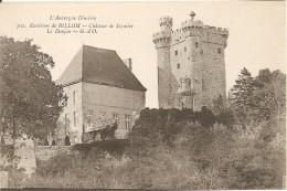 63160 BILLOM - CHÂTEAU DE SEYMIER / LE DONJON Vers 1930 - France