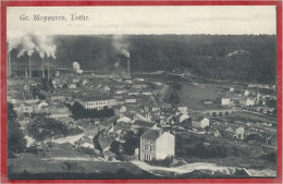 57 - GROSS MOYEUVRE - MOYEUVRE GRANDE - Totalansicht - Hüttenwerke - France