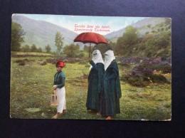 AK   BOSNIA   FOLK  TURKISH WOMEN   ETHNIC - Bosnia And Herzegovina