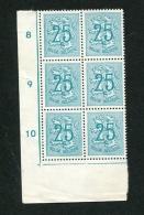 1368 Hoekblok - Zie Scan - 1951-1975 Heraldieke Leeuw