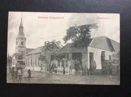 AK   HUNGARY    KÖTEGYAN - Ungarn
