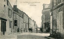 FAVERAYE MACHELLES(MAINE ET LOIRE) - France