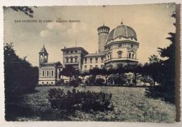 SAN GIUSEPPE DI CAIRO CASTELLO QUASOLO 1940 VIAGGIATA FG - Savona