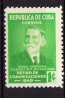 CUBA N° 324 NEUF** LUXE SANS CHARNIERE / MNH - Ongebruikt