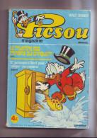 Picsou Magazine N° 62 - Année 1977 - Picsou Magazine