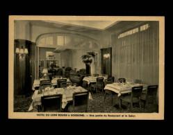 02 - SOISSONS - Intérieur Du Restaurant - Soissons