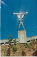 Arges Vidraru Water Barrage Water Storage - Prometheus Monument-Electricity Monument - Original Photo 150 X 100mm Unused - Monuments