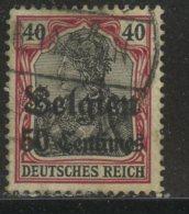 Belgium 1914 50c German Occupation  Issue #N5 - WW I
