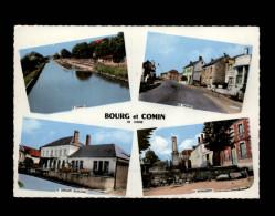 02 - BOURG-ET-COMIN - - France