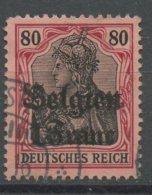 Belgium 1914 1Fr German Occupation  Issue #N7 - WW I