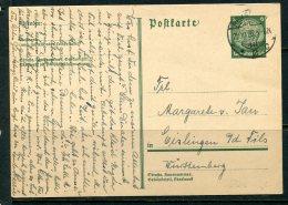 Germany 1932 Postal Stationary Card  6pf  Gorlitz - Germany