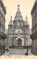 Paris - L'Eglise Russe - Kerken