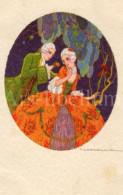 CPA / Postcard / Artist Signed / T. Corbella / Couple / Ed. Negami No 2112 / Unused - Corbella, T.