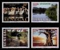 (068) Senegal  Ecotourism / Paysages / Landschaften / Landscapes / 2002  ** / Mnh  Michel 2002-05 - Senegal (1960-...)
