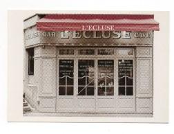 33 - GIRONDE - BORDEAUX - BAR L ECLUSE - Bordeaux