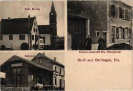 GRUSS AUS ORMINGEN ,ELS  REF 46873 - Other Municipalities