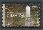 Retour De Chamizal (sur Le Rio Bravo) Cédé Au Mexique En 1964.  Un T-p Neuf **  Haute Faciale - Mexico