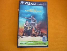 Mad Max Fury Road Cinema Movie Program Programme From Greece - Programmes