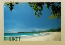 PHUKET   A MID-WINTER OF KARON BEACH        (VIAGGIATA) - Tailandia