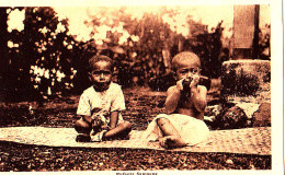 ENFANTS SAMOANS - Samoa