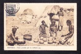 EXTRA11-30 ERITREA POSTCARD - Eritrea