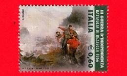 Nuovo - MNH - ITALIA - 2011 - Fatti D'arme - Da BF - Terza Guerra D'indipendenza, Battaglia Di Bezzecca, 1866 - 60 - 6. 1946-.. República