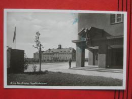 Brzeg / Brieg - Seydlitzkaserne / Reichsadler - Pologne