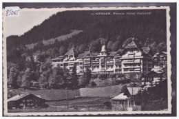 WENGEN - PALACE HOTEL - TB - BE Bern