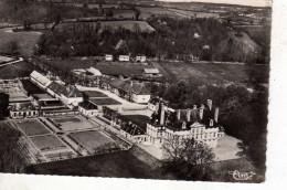 VALLON  Vue Aérienne . Chateau Du CREUX - Autres Communes