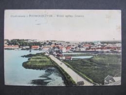 AK PODWOLOCZYSK Podwoloczyska 1913  // D*20560 - Ukraine