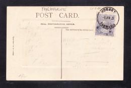 EXTRA11-43 OPEN LETTER FROM TASMANIA. - 1853-1912 Tasmania