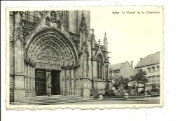 Arlon Le Portail De La Cathédrale - Arlon
