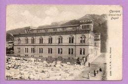 Carrara Caserma Dogali - Carrara