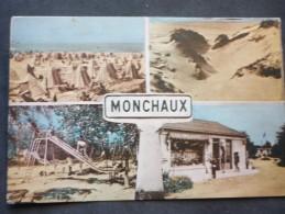 Monchaux Les Quend Camping Du Pré Joli - Quend