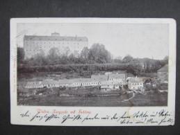 AK WEITRA B. GMÜND 1900  // D*20568 - Weitra