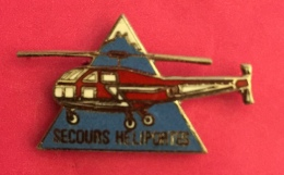 SECOURS HELICOPTERE - Airplanes