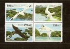 Palau  Yvertn° PA 1-4 *** MNH Cote 7 Euro Faune Oiseaux Vogels Birds - Palau