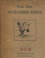 MIHOMBRE ARBOL NORA LOBO EDICIONES DE LAS TRES LUNAS 74 PAG ZTU.