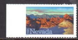 Timbre USA Adhésif Nevada - 2014 - Neufs
