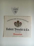 865 - Beaujolais Robert Bouché Avenay 1929 - Beaujolais