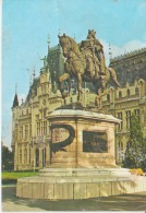 Iasi Stephen The Great Monument - Used,perfect Shape - Monuments